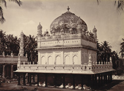 The Mausoleum of Haidar and Tipu, Ganjam.